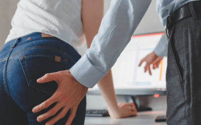 You've Been Sexually Harassed At Work. Now What?